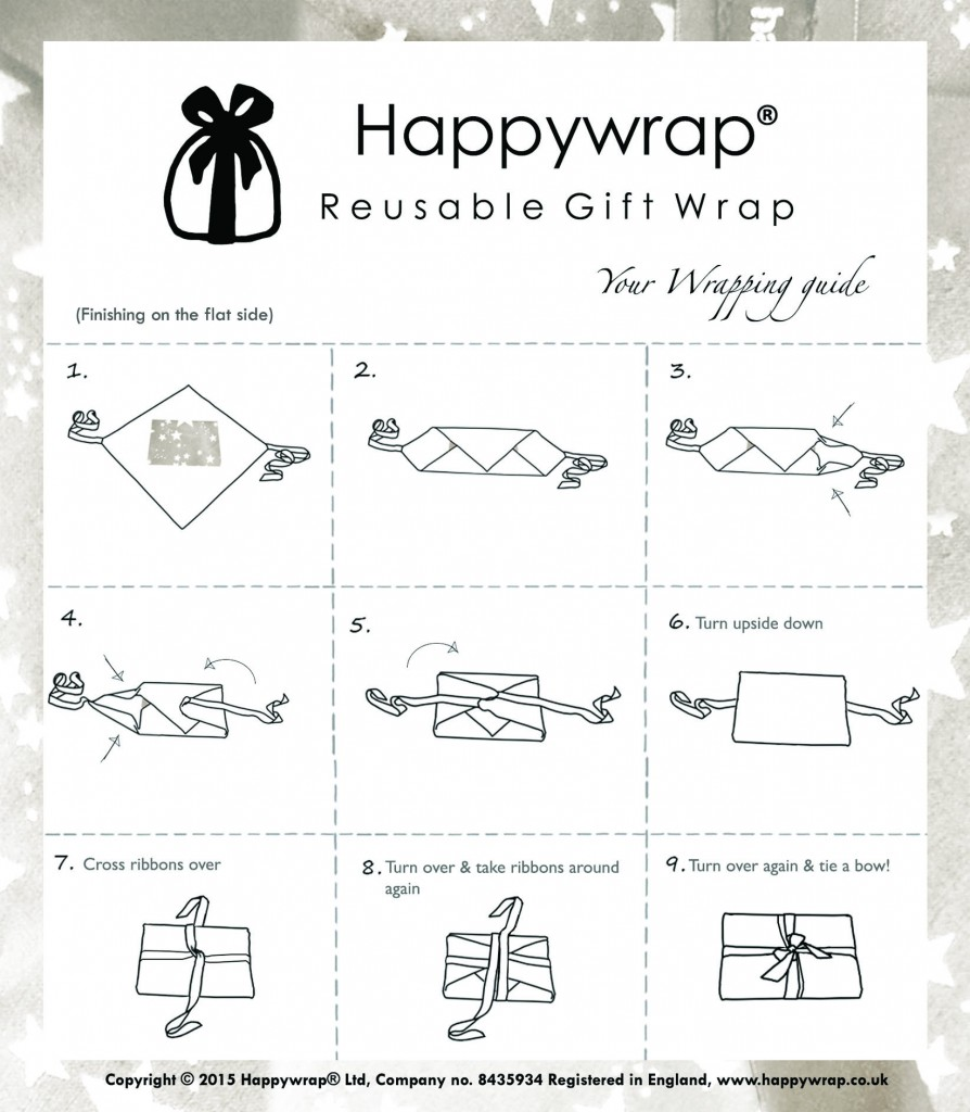Flat Wrapping Guide