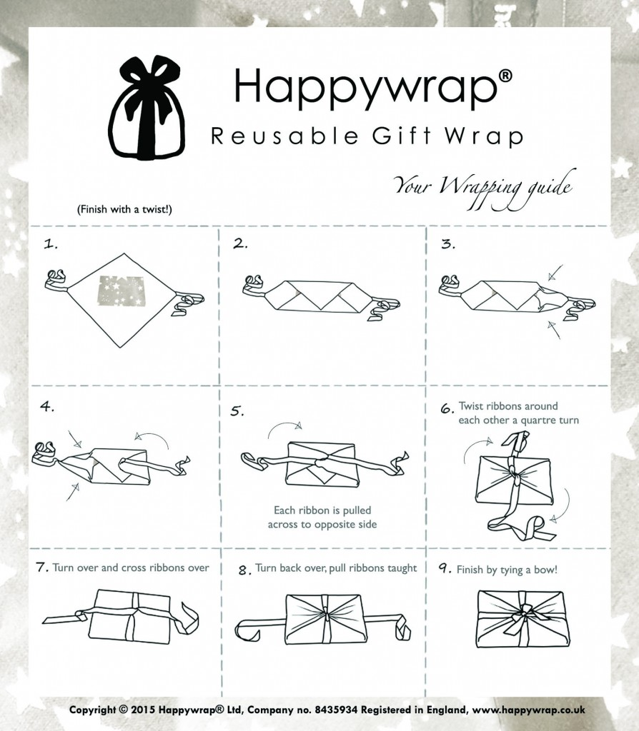 Twisted Wrapping Guide
